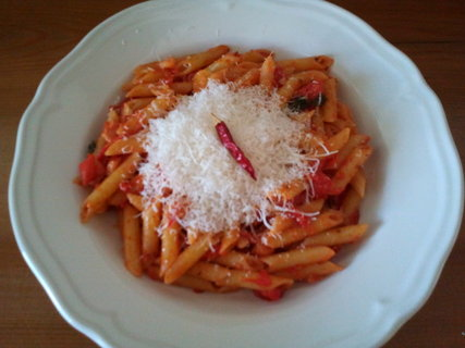 FOTKA - Penne all´arrabiata